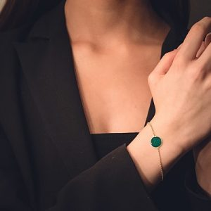 Bracciale Air Gold Total Green